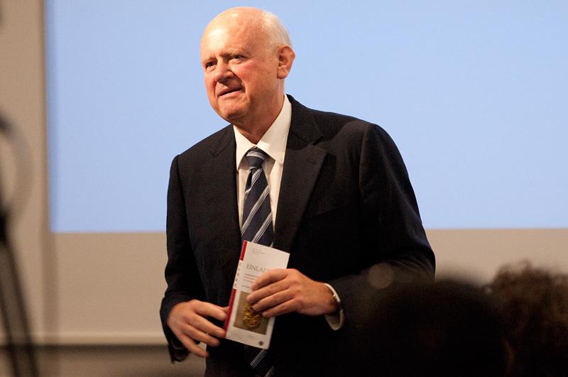 12. Juli 2011 | Prof. Dr. Lothar Ledderose