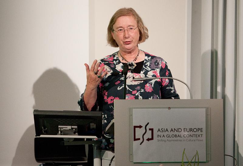12. Juli 2011 | Prof. Dame Jessica Rawson