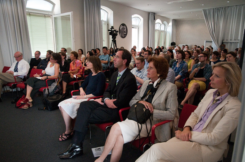 12. Juli 2011 | Inauguration der Heinz-Götze Gastprofessur für Kunstgeschichte Chinas