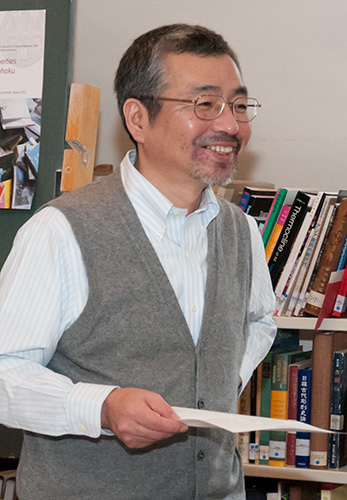 Michio Suzuki Tokyo University