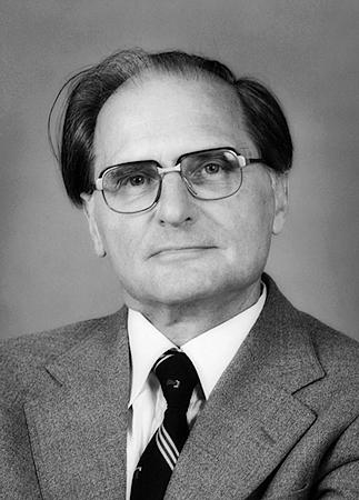 Professor Dietrich Seckel