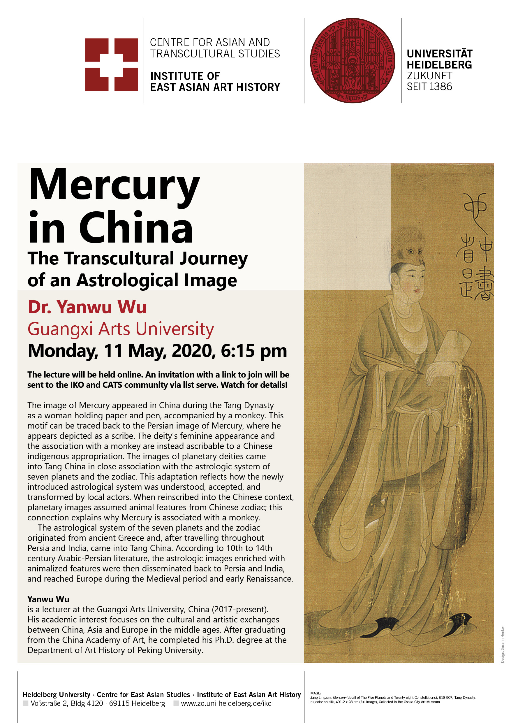 Mercury in China